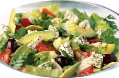 salade melting pot